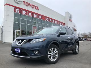 Used 2015 Nissan Rogue SV for sale in Pickering, ON