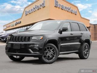 New 2019 Jeep Grand Cherokee Limited X  - Sunroof - $358.75 B/W for sale in Brantford, ON
