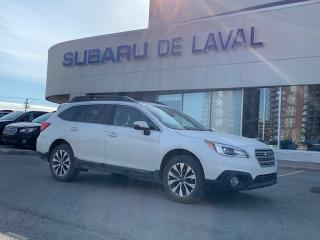 Used 2017 Subaru Outback 3.6R Limited EyeSight ** Cuir Toit Navig for sale in Laval, QC