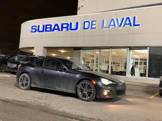 Used 2015 Subaru BRZ Sport-tech Coupé ** Cuir Navigation ** for sale in Laval, QC