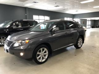 Used 2012 Lexus RX 350 TOURING PACKAGE*NAVIGATION*BACK-UP CAMERA*CERTIFIE for sale in North York, ON