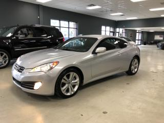Used 2011 Hyundai Genesis Coupe 2.0T, 6-SPEED MANUAL*NO ACCIDENTS*CERTIFIED* for sale in North York, ON