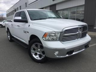 Used 2014 RAM 1500 BIG HORN CREW CAB CAISSE 6.4  ''liquidat for sale in Ste-Marie, QC