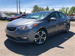 Used 2015 Kia Forte 2.0L EX Back Up Camera Heated Front Seats for sale in St Catharines, ON