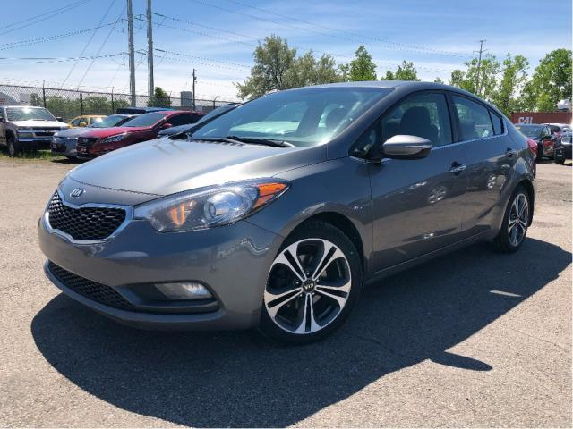 2015 Kia Forte 2.0L EX Back Up Camera Heated Front Seats