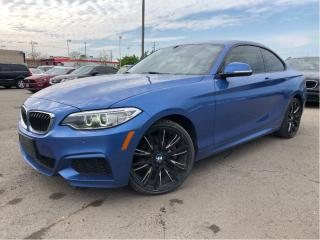 Used 2015 BMW 228i xDrive | M Appearance Pkg| Nav | Upgraded Rims| Su for sale in St Catharines, ON