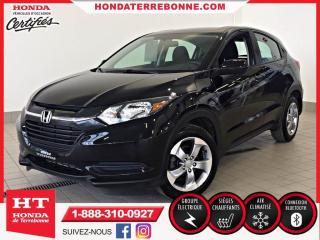 Used 2017 Honda HR-V LX for sale in Terrebonne, QC
