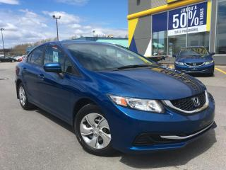 Used 2015 Honda Civic LX GROUPE ELECTRIQUE for sale in Lévis, QC