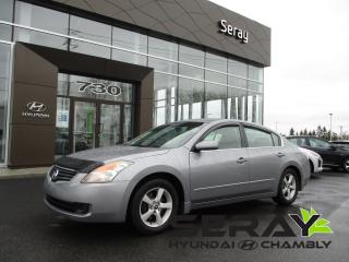Used 2008 Nissan Altima S for sale in Chambly, QC