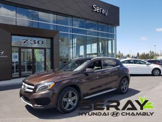 Used 2015 Mercedes-Benz GLA Gla250 Awd, Toit for sale in Chambly, QC