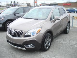 Used 2014 Buick Encore for sale in Thetford Mines, QC