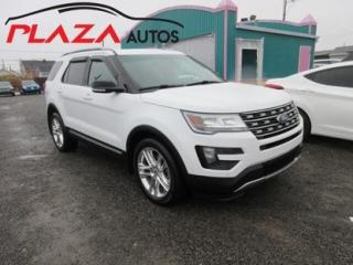 Used 2016 Ford Explorer XLT for sale in Beauport, QC
