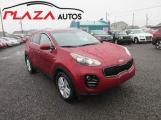 Used 2017 Kia Sportage LX for sale in Beauport, QC