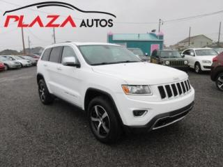 Used 2014 Jeep Grand Cherokee LTD for sale in Beauport, QC