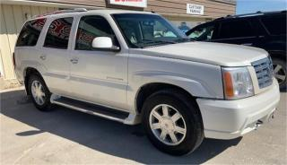 Used 2005 Cadillac Escalade ESCALADE for sale in Brunkild, MB