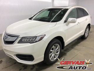 Used 2017 Acura RDX Tech Awd Gps Cuir for sale in Shawinigan, QC