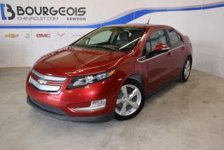 Used 2013 Chevrolet Volt Cuir, Mags Polis, Gr for sale in Rawdon, QC