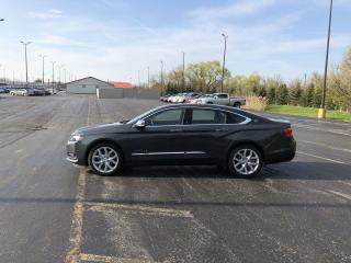 Used 2019 Chevrolet Impala Premier FWD for sale in Cayuga, ON