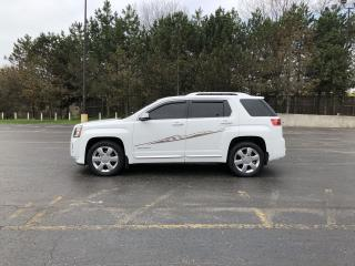 Used 2015 GMC Terrain DENALI AWD for sale in Cayuga, ON