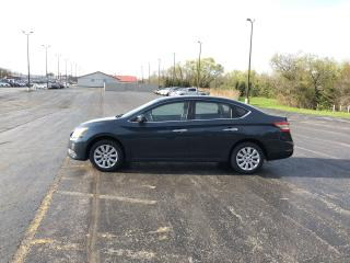Used 2015 Nissan Sentra S FWD for sale in Cayuga, ON