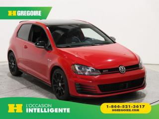 Used 2015 Volkswagen Golf GTI PERFORMANCE MAGS for sale in St-Léonard, QC
