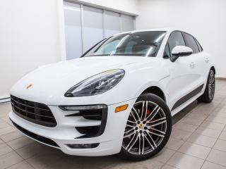 Used 2017 Porsche Macan Gts Awd Bi Turbo for sale in St-Jérôme, QC