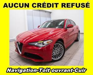 Used 2017 Alfa Romeo Giulia Ti Awd T.ouvrant for sale in St-Jérôme, QC