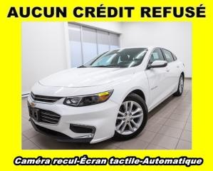 Used 2017 Chevrolet Malibu Lt écran Tactile for sale in St-Jérôme, QC