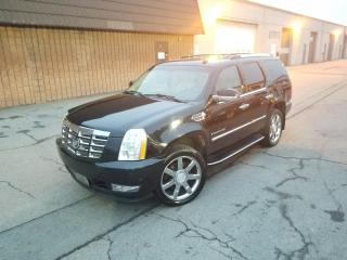 Used 2007 Cadillac Escalade for sale in Burlington, ON