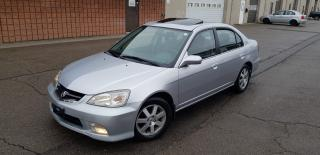 Used 2005 Acura EL Touring for sale in Burlington, ON