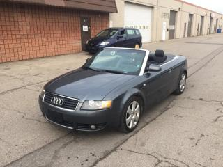 Used 2003 Audi A4 1.8T for sale in Burlington, ON