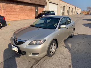 Used 2008 Mazda MAZDA3 GX for sale in Burlington, ON