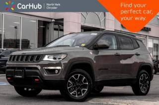 New 2019 Jeep Compass Trailhawk|New Car|4x4|Prem.Lighting.Pkg|Backup.Cam|Bluetooth|SiriusXM| for sale in Thornhill, ON