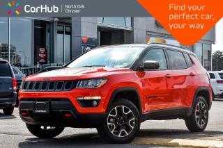 New 2019 Jeep Compass Trailhawk|New Car|4x4|Backup.Cam|Bluetooth|Keyless.Go|SiriusXM| for sale in Thornhill, ON