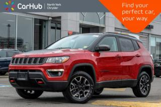 New 2019 Jeep Compass Trailhawk|New Car|4x4|Safety&Security,Cold.Wthr.Pkgs|Pano.Sunroof| for sale in Thornhill, ON