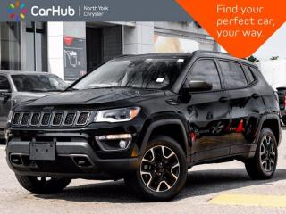 New 2019 Jeep Compass Trailhawk 4x4 Panoramic Roof Cold Weather Grp Safety Grp for sale in Thornhill, ON