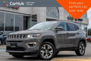 New 2019 Jeep Compass Limited|New Car|4x4|Safety&Security,Prem.Lighting.Pkgs|Pano.Sunroof| for sale in Thornhill, ON