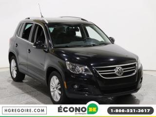 Used 2009 Volkswagen Tiguan HIGHLINE AWD A/C for sale in St-Léonard, QC