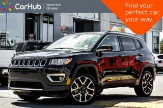 Used 2018 Jeep Compass Limited|4x4|Nav.Pkg|Pano_Sunroof|Backup_Cam|Bluetooth|Keyless_Go| for sale in Thornhill, ON