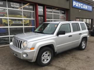 Used 2007 Jeep Patriot SPORT for sale in Kitchener, ON