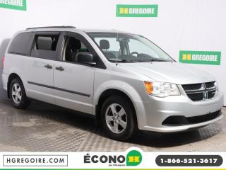 Used 2012 Dodge Grand Caravan SE A/C BLUETOOTH GR for sale in St-Léonard, QC