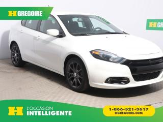 Used 2015 Dodge Dart Sxt A/c Mags for sale in St-Léonard, QC