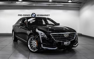 Used 2017 Cadillac CT6 AWD 3.0L Twinturbo Luxury -NO ACCIDENT| REMOTE START| for sale in Newmarket, ON