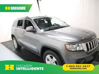 Used 2012 Jeep Grand Cherokee Laredo for sale in St-Léonard, QC