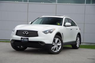 Used 2012 Infiniti FX35 Premium *NAVIGATION* for sale in Vancouver, BC