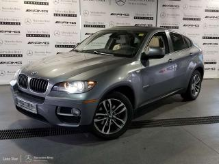 Used 2014 BMW X6 xDrive35i for sale in Calgary, AB