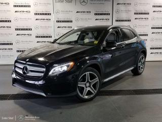 Used 2016 Mercedes-Benz GLA 250 4MATIC SUV for sale in Calgary, AB