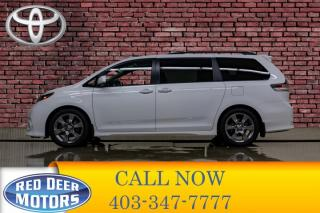 Used 2015 Toyota Sienna SE for sale in Red Deer, AB