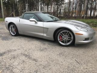 Used 2006 Chevrolet Corvette Convertible for sale in Mirabel, QC