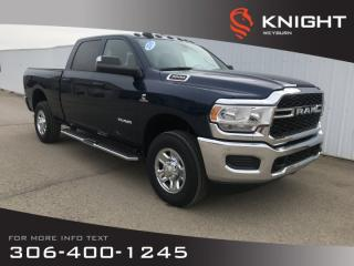 New 2019 RAM 3500 Tradesman | Backup Camera | Bluetooth for sale in Weyburn, SK